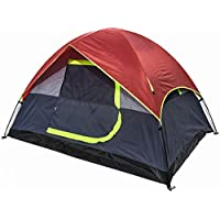 Kidodo 2 Person Tents Outdoor Camping 1 Man Tent Easy Up Dome Tent Waterproof For Hiking