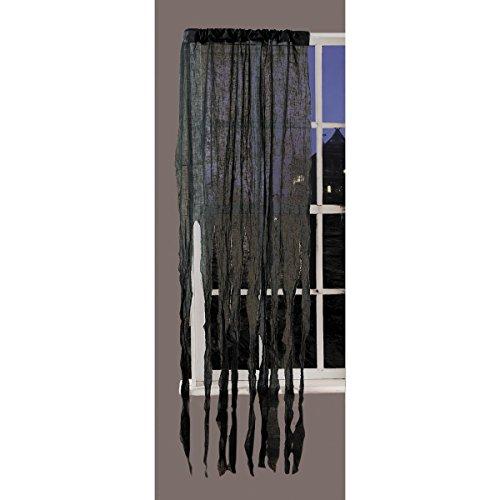 n Gaze Vorhang, 91,4x 182,9cm, Baumwolle ()