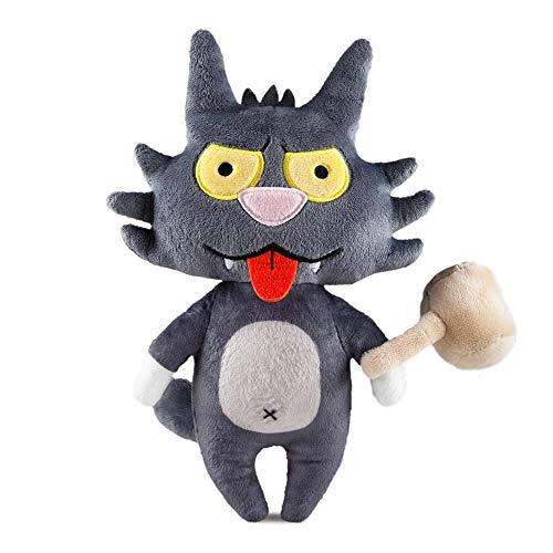 "Scratchy the Cat - 22cm 9"""