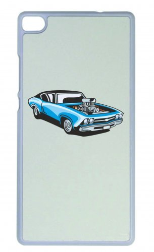 Smartphone Case Hot Rod Sport carrello auto d epoca Young Timer shellby Cobra GT muscel Car America Motiv 9732per Apple Iphone 4/4S, 5/5S, 5C, 6/6S, 7& Samsung Galaxy S4, S5, S6, S