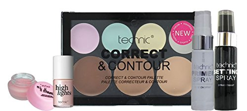 Technic Prep & Define Collection Kit Gift Set