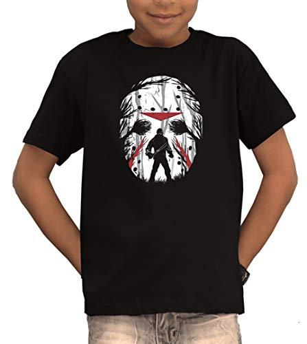 (TSP Jason Friday Night T-Shirt Kinder 134/146 Schwarz)