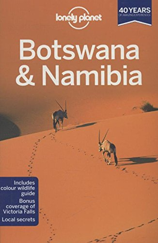Botswana & Namibia 3 (Country Regional Guides)