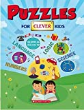 Puzzle book for Cleaver Kids