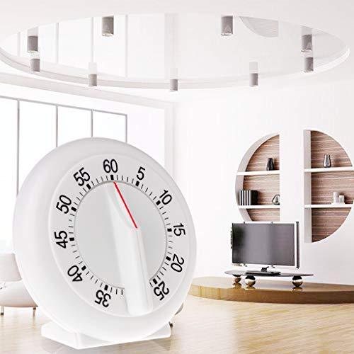 Hergon 60 Minuten Mechanischer Küchen-Timer, Kochring-Erinnerung, Uhrwerk, Countdown-Mechanismus, langer lauter Ring, Chriatmas Home Kitchen Decor -