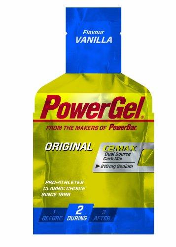 Powerbar PowerGel Vanille, 3er Pack (3 x 41 g)