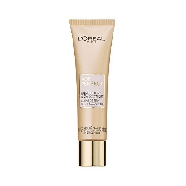 L'Oreal Paris Age Perfect Bb Cream Antiedad Tono 1 Light