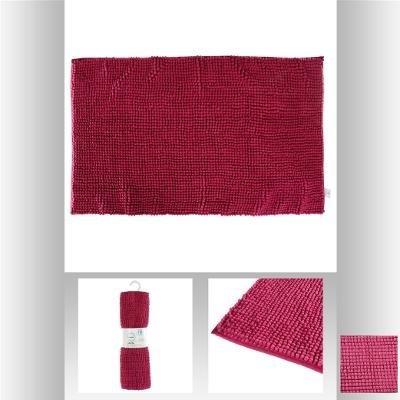 alfombra-chenille-corto-fucsia
