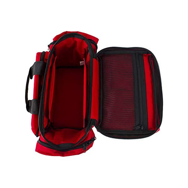 Bolsa Ligera para emergencias | roja | Elite bags 10