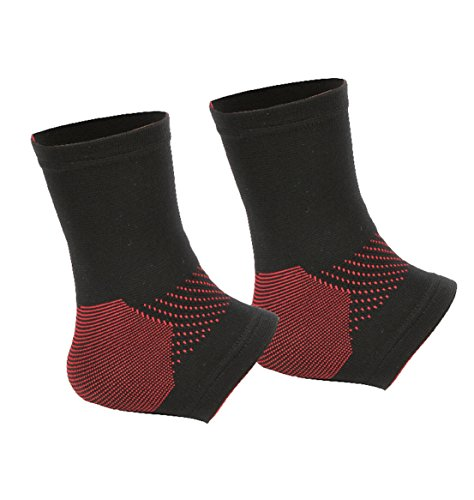 Vine Fitness Sport elastische Fußgelenk Bandage Knöchel Stütz Sports Ankle Support Knöchelschoner