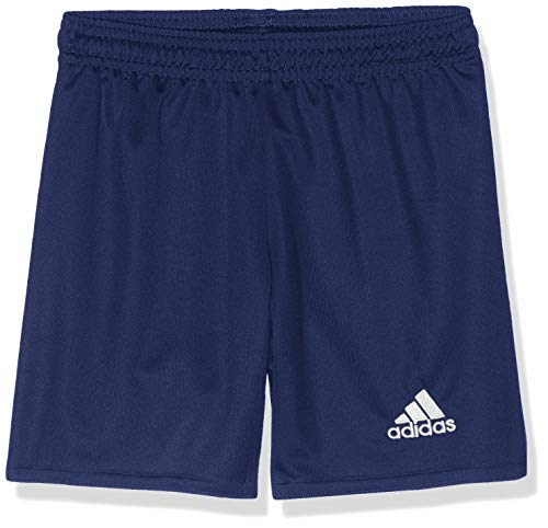 adidas Kinder Shorts Parma 16 SHO, blau (Dark Blue/White), 128
