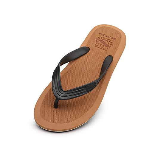 BSTLY Herren Flip Flops Surfen Zehentrenner Sports Sandalen Beach/Pool Pantoffeln Gravis Flip Flops