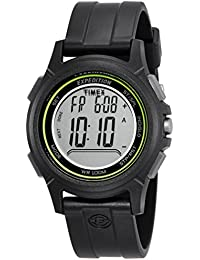 Timex Expedition Digital White Dial Men's Watch-TW4B12100