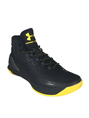 Under Herren Basketballschuh Armour Schwarz Curry 3 47R6nr4