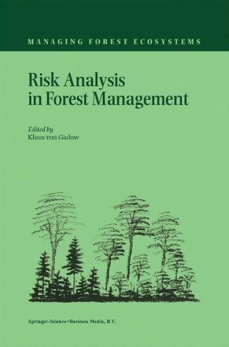 Risk Analysis in Forest Management (Managing Forest Ecosystems)