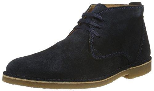 Selected Shhroyce Warm Boot, Stivaletti Uomo, Blu (Blau (Navy Blazer)), 43 EU