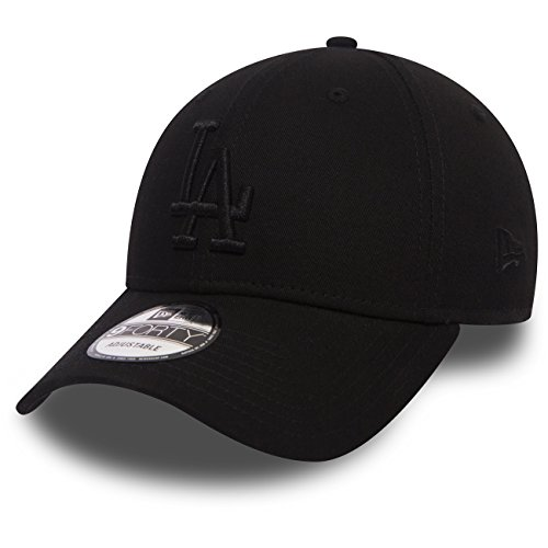 tial 940 Los Angeles Dodgers black Cap 9 Forty Herren, Schwarz, fr: One size  (Größe Hersteller:  Black OSFA) (Los Angeles Dodgers Baseball)