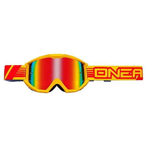 B1 RL Goggle FLAT Gelb