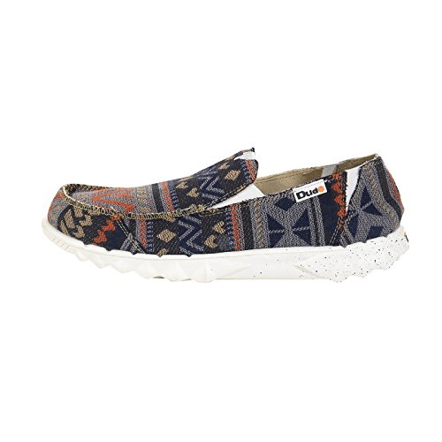 Dude Shoes - A collo basso uomo Multi Colour