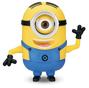 "Despicable Me 2 Laughing 8"" Figure Minion Stuart"