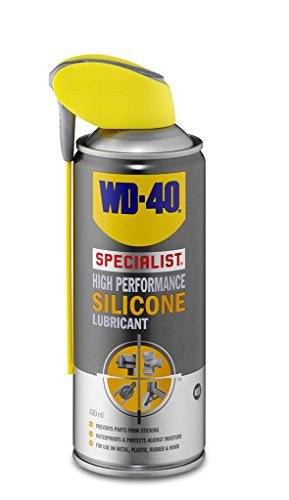 WD-40 Specialist High Performance Silicone 400ml Test