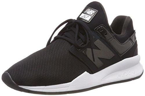 New Balance Damen 247v2 Sneaker, Schwarz Black Metallic Uc, 40 EU