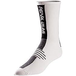 PEARL IZUMI Elite Long Socks, Man, White, S