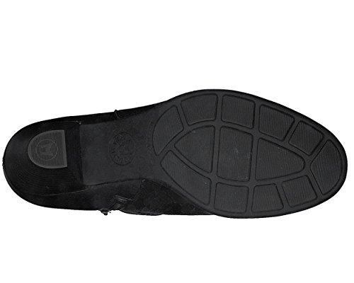 MEPHISTO BELMA - Bottines / Boots - Femme 8200 Black