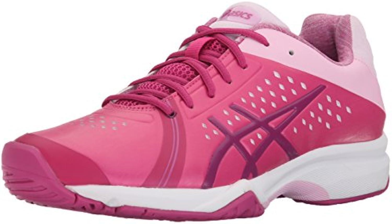 Zapatillas de tenis Bella Bella GEL-Court, Berry / Plum / Cotton Candy, 5 M US