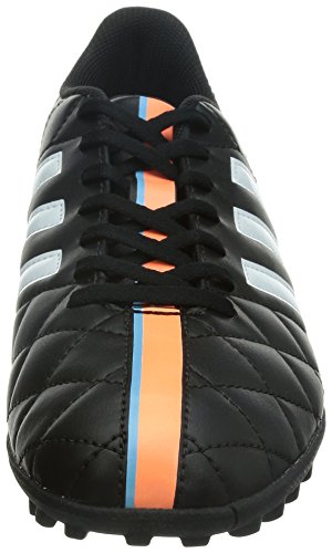 Adidas Performance 11questra Tf, Chaussures de Football Homme Noir (core Black/ftwr White/flash Orange S15)