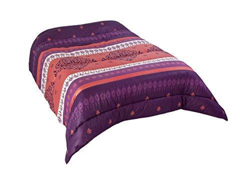 Blanrêve CTKERHP002624 Couette Imprimée Kerala 260 x 240