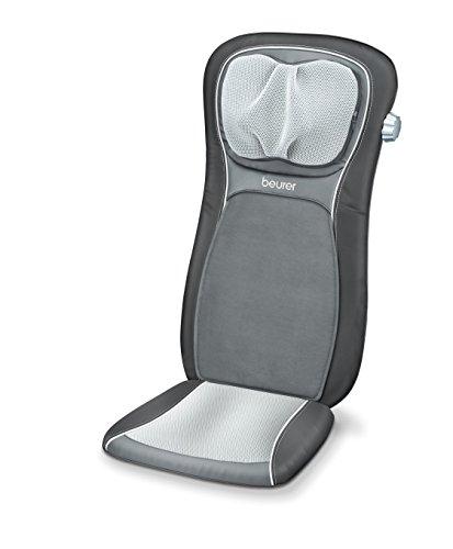 Beurer 260 HD 2 en 1 Housse de Siège Massage, Individuelle
