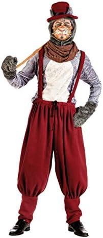 Costume de Carnaval de pour Homme Costume de Carnaval Chat Rouge 4e9835