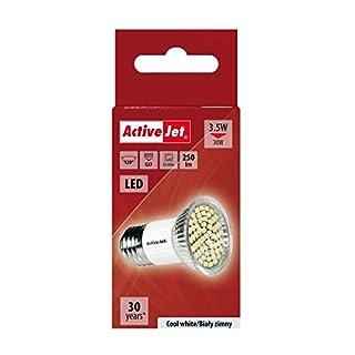 ActiveJet Bulb LED/SMD AJE S6027C-Reflector Bulb 3.2 W 230 Lumen Cold White OSWACJZLE0115