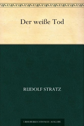 der-weisse-tod-german-edition