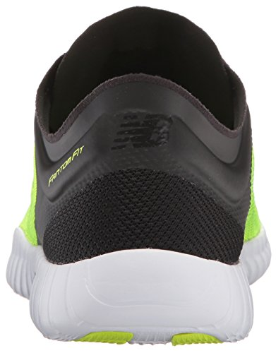 New Balance Mens Flexonic 99v2 Training Cross-Trainer Shoe Hi-lite/Vivid Catcus