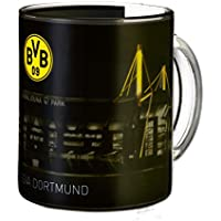 BVB Borussia Dortmund Zauberglas Magic Glas