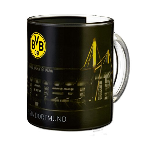 BVB Borussia Dortmund Zauberglas Magic Glas 2