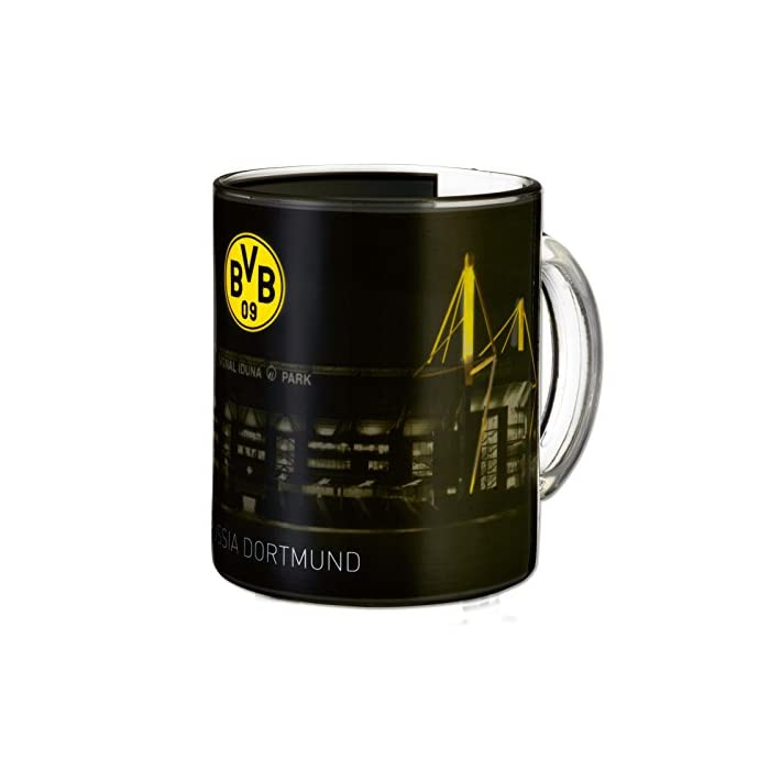 BVB Borussia Dortmund Zauberglas Magic Glas 1