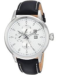 S.Coifman SC0409 - Reloj de pulsera hombre, color Negro