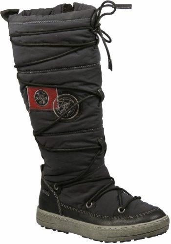 Tamaris, Stivali da neve donna Nero (Black Style 2)