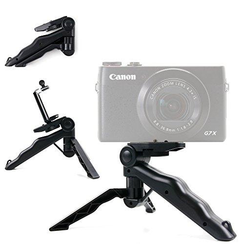 duragadget-durable-black-multi-functional-mini-camera-tripod-monopod-for-canon-powershot-sx60-g7-x-s
