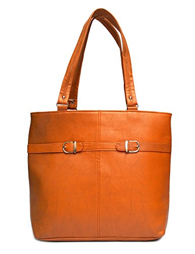 Vintage Stylish Ladies Handbag Mustard Color(bag 266)  available at amazon for Rs.225