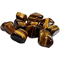 budawi® - Trommelstein Tigerauge gold, Sie erhalten 1 Stück, Größe ca. 2 - 3 cm, Edelstein getrommelt preisvergleich bei billige-tabletten.eu