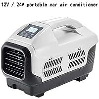 LQQ 2020 24V Parking Aire Acondicionado Portátil De Aire Acondicionado De Vehículos Carpa En El Exterior del Compresor De Refrigeración De Ingeniería Excavadora Móvil De Aire Acondicionado