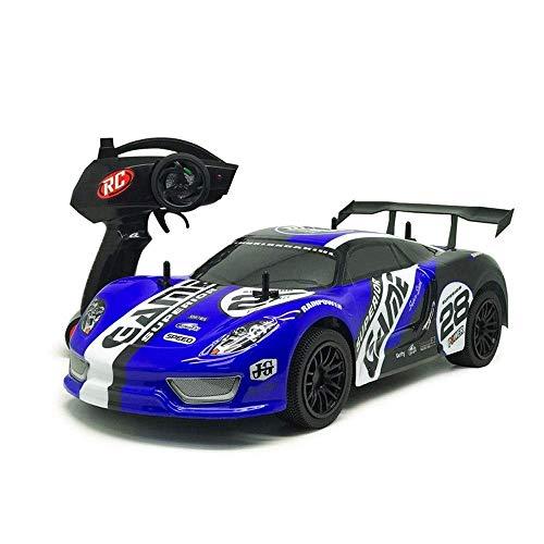 LIIYANN 2,4 G Fernbedienung 4WD Elektronische Drift Monster Champion Roadster Spielzeug Kinder und Erwachsene Geburtstag 25 km/h 1:10 RC High-Speed-Gewalt Cross-Country