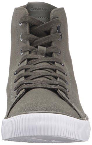 Calvin Klein Jeans Arthur, Sneaker da Uomo Verde