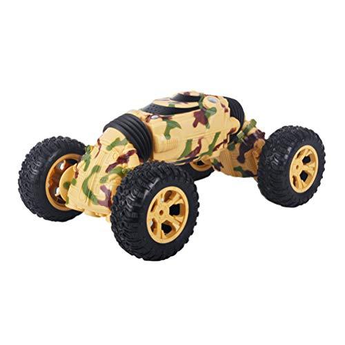 Toyvian 1:16 Off Road Fernbedienung Auto elektrofahrzeug Spielzeug (gelb)