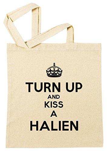 turn-up-and-kiss-a-halien-baumwoll-einkaufstasche-wiederverwendbar-cotton-shopping-bag-reusable