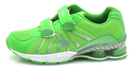 Primigi Unisexsneaker Sportschuhe Sneaker Schuhe grün für Einlagen EU31 Grün